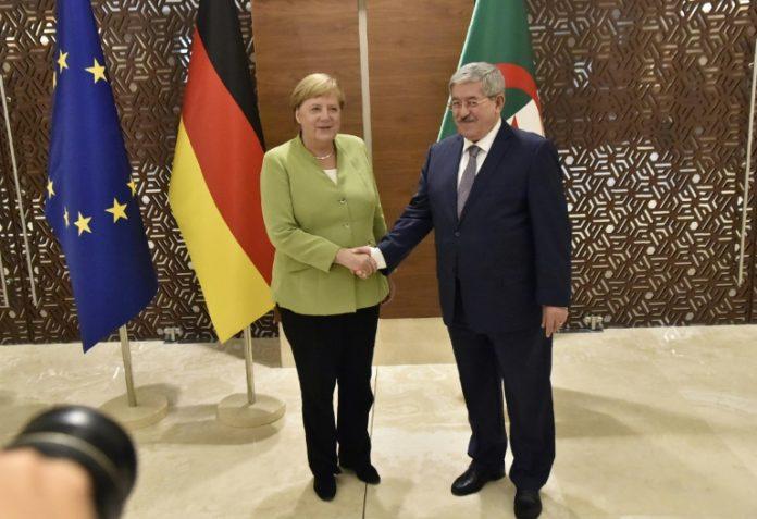 Algerien,Bundeskanzlerin ,Angela Merkel ,Politik,Nachrichten,Ahmed Ouyahia,Abdelaziz Bouteflika ,in Algerien