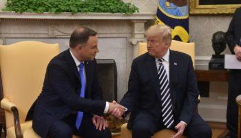 Präsident, Donald Trump ,Andrzej Duda ,Weißen Haus,James Mattis,Fort Trump,Ausland,Nachrichten,Außenpolitik,Pipeline Nord Stream 2 ,Russland ,Deutschland,Militärbasis
