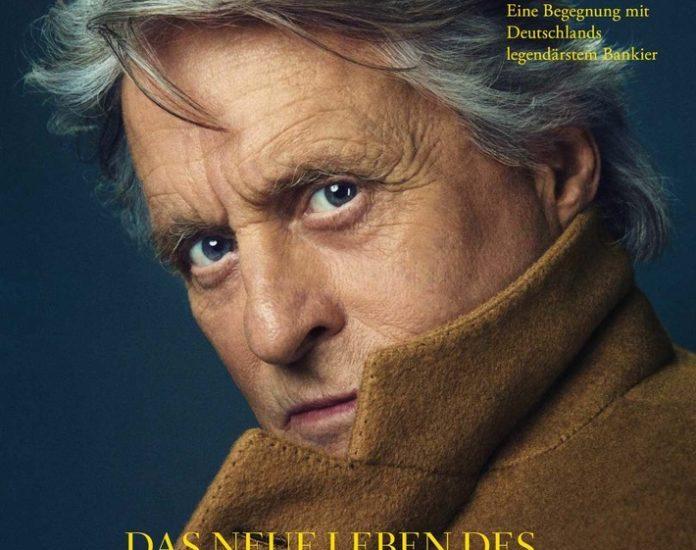 Interview, Medien / Kultur, Celebrities, Politik, Panorama, People, Michael Douglas, Bild, Angela Merkel, Hamburg