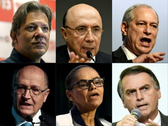 Jair Bolsonaro,Fernando Haddad,Luiz Inácio Lula da Silva,Ausland,Außenpolitik,Wahlen,Brasilien
