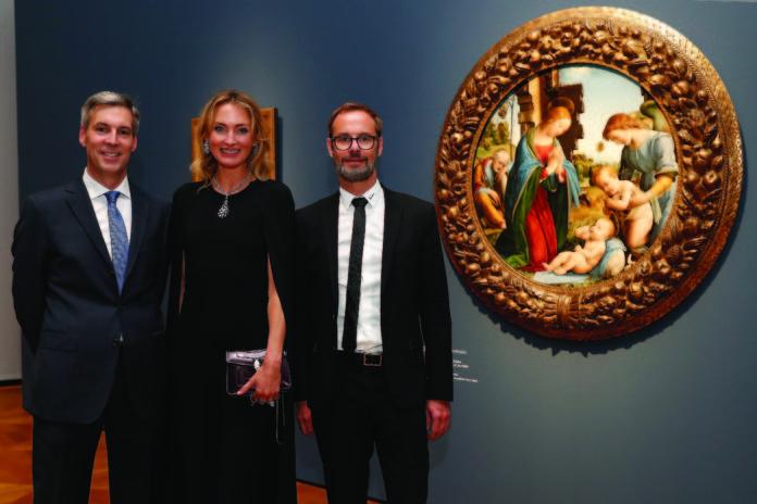#BVLGARI,#Event,#München,#VisitMünchen,Medien/Kultur,FLORENZ UND SEINE MALER VON GIOTTO BIS LEONARDO DA VINCI,Kultur,LEONARDO DA VINCI ,Bart de Boever