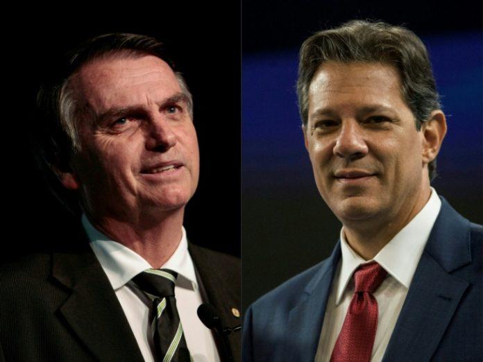 Präsidentschaftsstichwahl,Brasilien ,Wahlen,Nachrichten,News,Ausland,Jair Bolsonaro,Fernando Haddad ,Präsidentschaft
