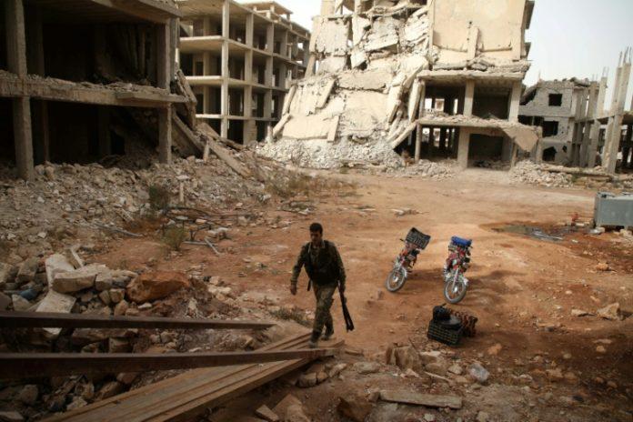 Syriengipfel,Syrien-Gipfel, Istanbul,Recep Tayyip Erdogan ,Angela Merkel,Emmanuel Macron ,Wladimir Putin,Ausland,Außenpolitik