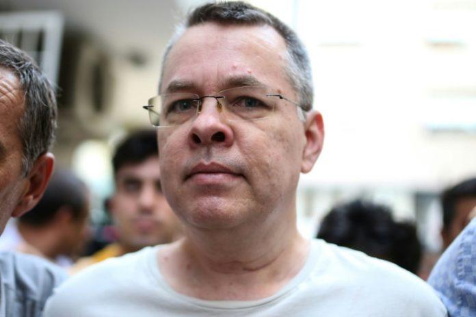 US-Pastor Andrew Brunson Ankara ,Washington ,People,Ausland,Nachrichten