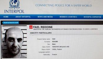 Interpol,Redoine Faïd,Ausland,Nachrichten,Frankreich