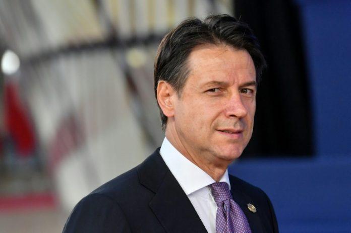 Italien,Giuseppe Conte ,Ausland,Außenpolitik,Politik,Nachrichten,Presse,News, Aktuelles,Rom