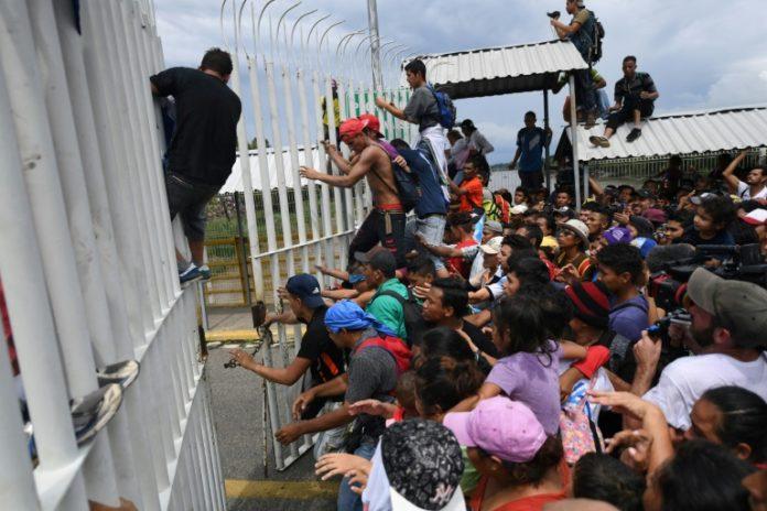 Mexikanische Grenzregion,Guatemala ,Mexiko,Ausland,Nachrichten,Tecún Umán,USA.