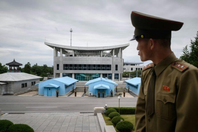Pufferzone an der Grenze,Südkorea,Korea ,Nordkorea ,Waffen ,Panmunjom,Nachrichten,News,Presse,Aktuelles
