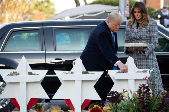 Synagoge,Politik,Nachrichten,Presse,Präsident ,Donald Trump ,Synagoge in Pittsburgh ,Pittsburgh,Ausland