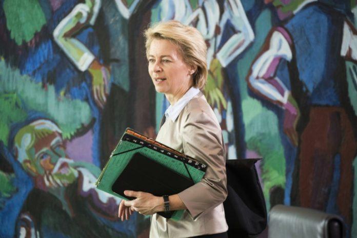 Ursula von der Leyen,Politik,Nachrichten,Berlin,Bundesrechnungshof