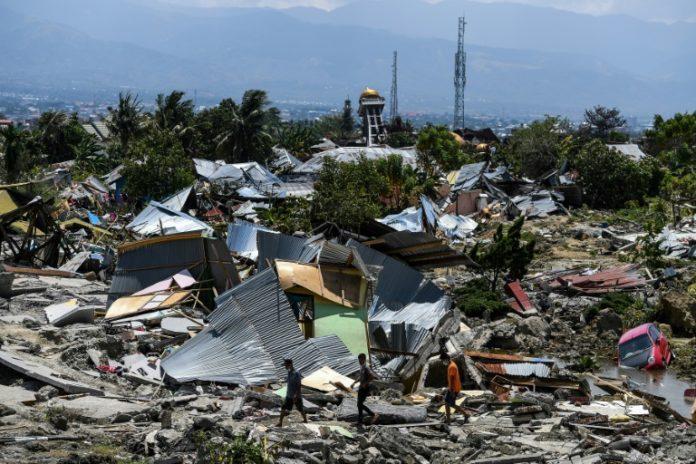Indonesien,Nachrichten,Unglück,Ausland,Erdbeben , Tsunami,Sulawesi