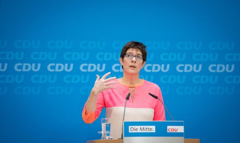 Annegret Kramp-Karrenbauer,Berlin,Politik,Nachrichten,Presse,Aktuelles,Parteivorsitz