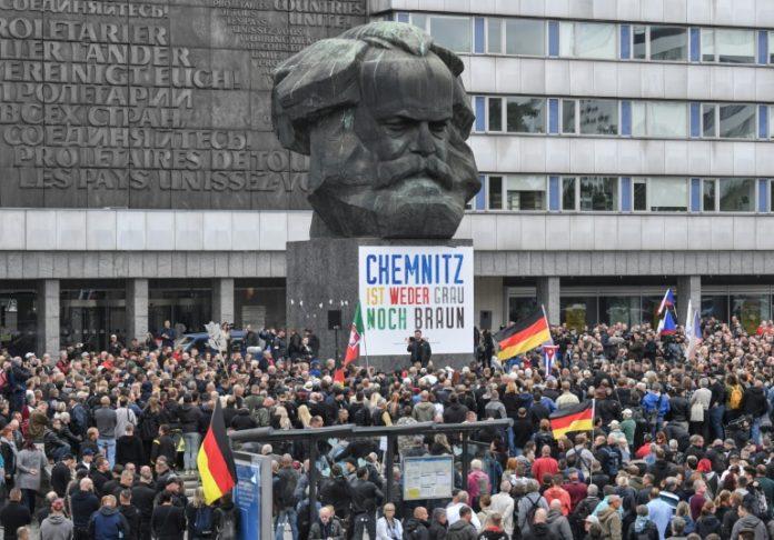Chemnitz,Bundeskanzlerin ,Angela Merkel ,Politik,Nachrichten,News,Presse,Aktuelles,Michael Kretschmer