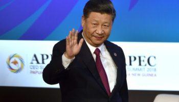 China,Xi Jinping,APEC-Gipfel ,Handelskrieg,Papua-Neuguineas,Port Moresby,USA,Ausland,Außenpolitik,Nachrichten,News,Presse,Aktuelles