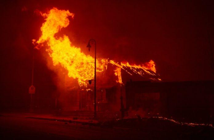 Kalifornien,Waldbrände,Paradise,,News,Nachrichten,Presse,Aktuelles