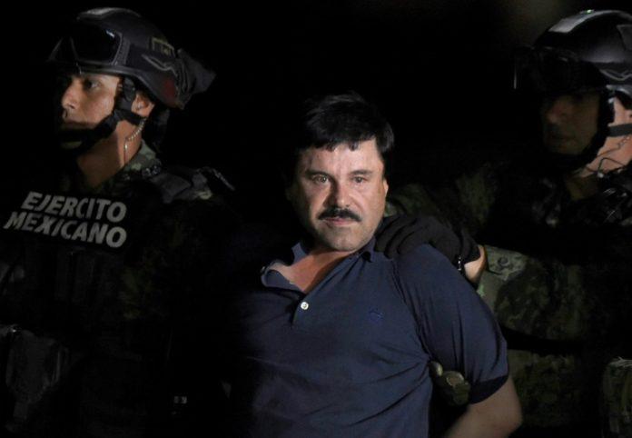 Drogenboss,El Chapo,Mexiko,Drogenbaron,News,Nachrichten,Presse,Aktuelles,New York