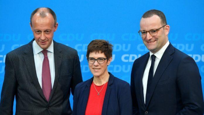 Berlin,Politik,Nachrichten,News,Angela Merkel ,CDU,CDU/CSU,CDU-Vorsitz