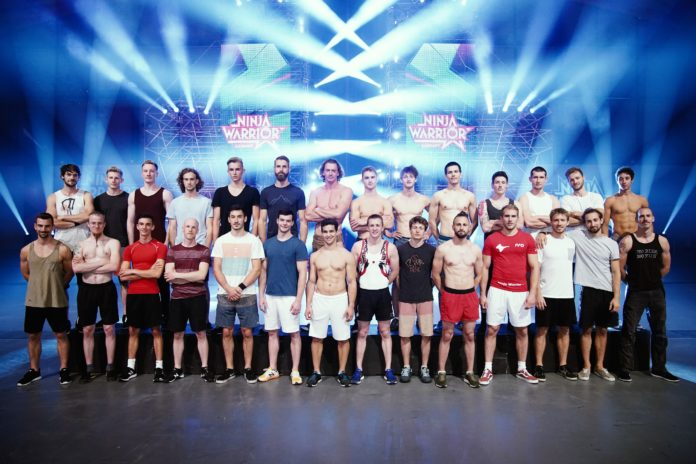 Ninja Warrior Germany- das Finale,Ninja Warrior,#NinjaWarrior,Freizeit,Unterhaltung,TV-Ausblick,Bild,Programm,Fernsehen,Köln