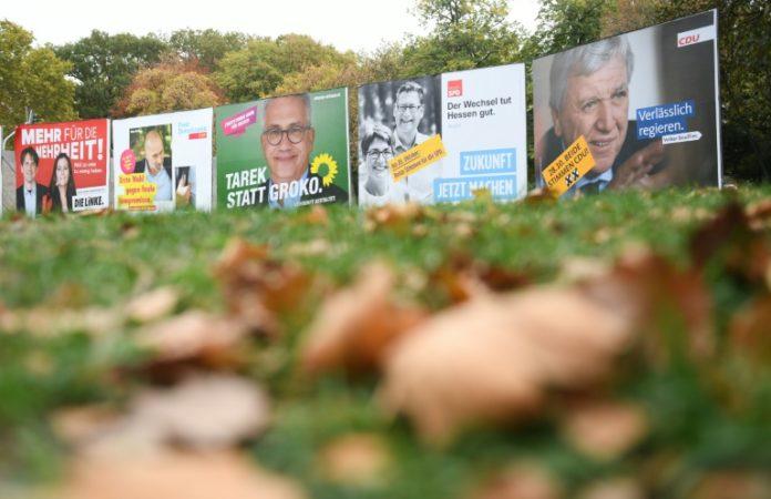 Landtagswahl in Hessen,Wahlen,Hessen,Politik,Nachrichten,News,Presse, Grüne, FDP ,SPD,Berlin