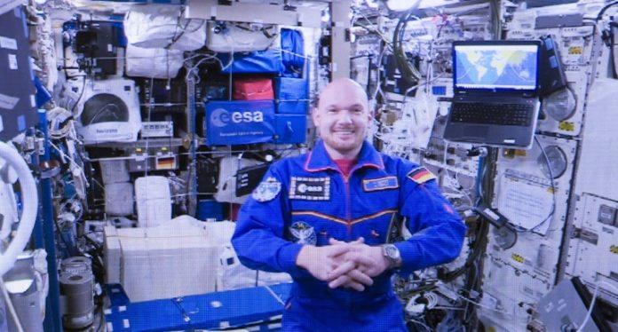 Alexander Gerst ,ISS,Astronaut,News,Presse,Aktuelles,Sergej Prokopjew,Erde,ESA,Europäische Weltraumagentur,Nachrichten