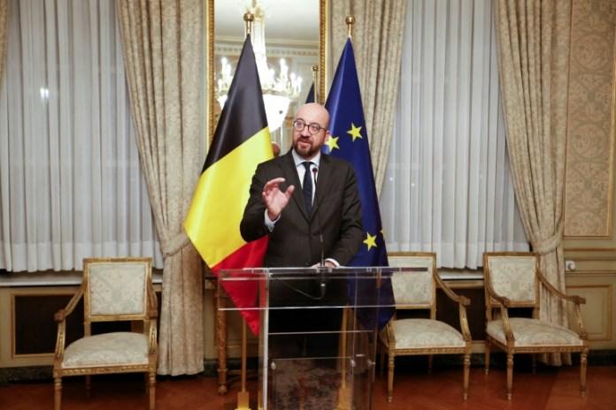 Koalition in Belgien,Belgien,Ausland,Außenpolitik,Nachrichten,News,Presse,Aktuelles, Charles Michel