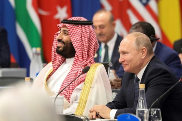 G20,Mohammed bin Salman, Jamal Khashoggi,Politik,Nachrichten,News,Presse,Aktuelles,Buenos Aires