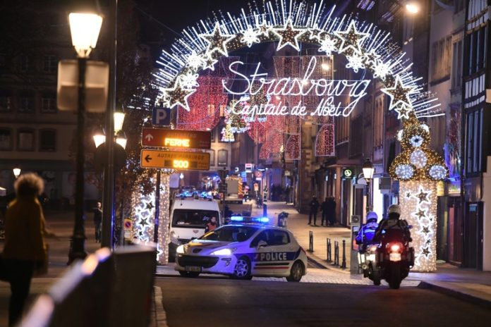 Straßburg, Polizei,Christophe Castaner,Straßburger Angreifer,News,Presse,Aktuelles