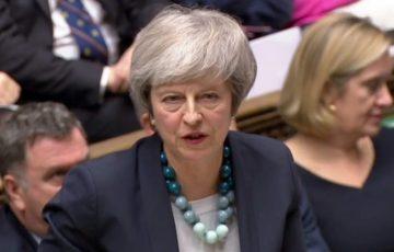 Theresa May,London,Ausland,Außenpolitik,Nachrichten,News,Presse,Aktuelles,Brexit