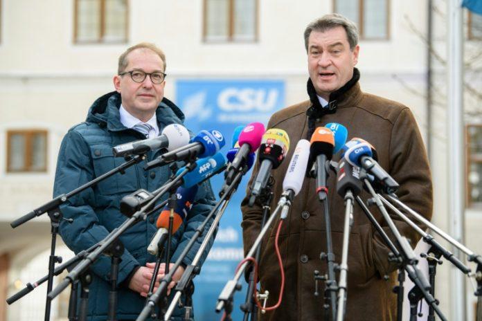 Markus Söder, Politik,News,Presse,Aktuelles,Nachrichten,Kloster Seeon,Flüchtlingspolitik,Horst Seehofer
