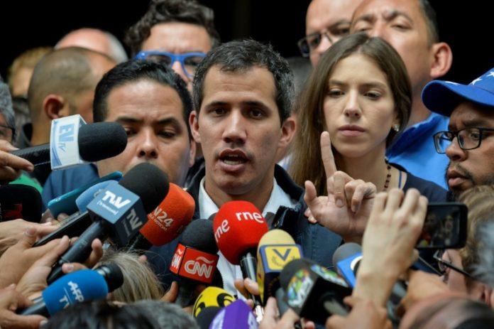 Juan Guaidó,Außenpolitik,Ausland,News,Presse,Aktuelles,Venezuela,PDVSA