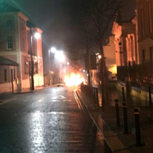 Nordirland,Autobombe,News,Presse,Aktuelles,Nachrichten