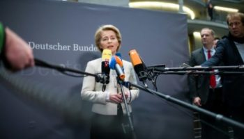 Ursula von der Leyen,Berater-Affäre,AfD,FDP,Politik,Berlin,News,Presse,Aktuelles,Nachrichten