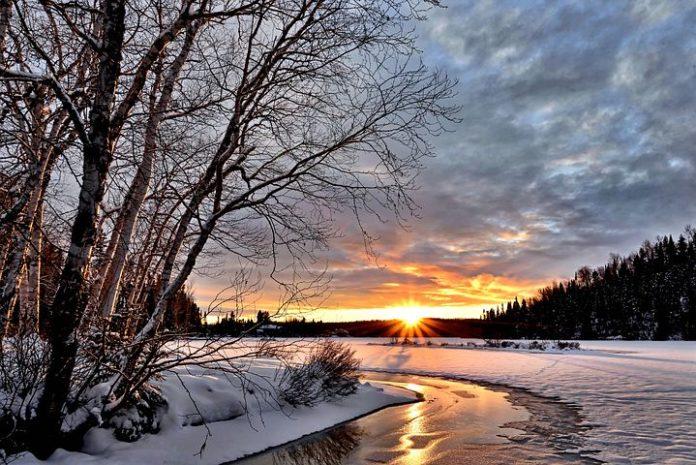 Winter,Schnee,Kälte,News,Presse,Aktuelles,Polarluft,Dauerfrost,