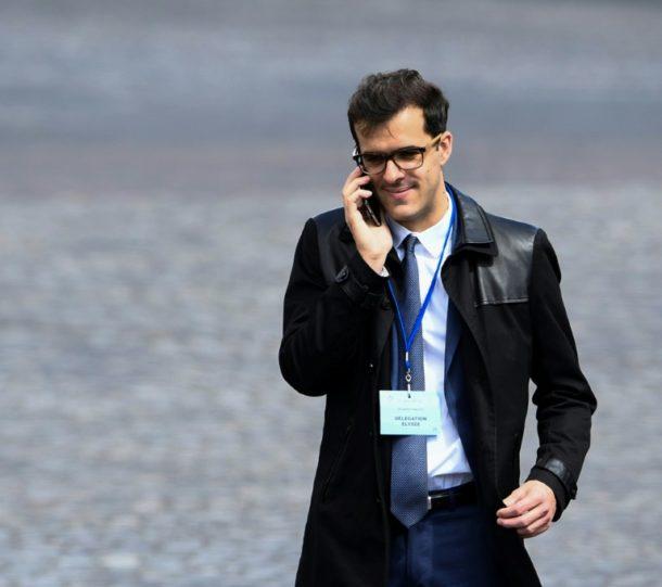 Außenpolitik,News,Ismaël Emelien,Emmanuel Macron ,Frankreich