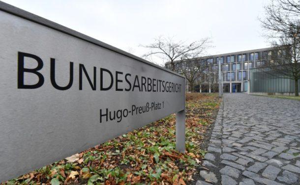 Bundesarbeitsgericht ,Erfurt,Rechtsprechung,News,Presse,Nachrichten