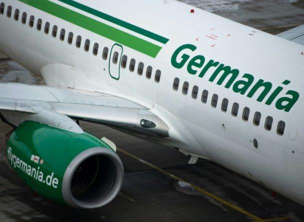 Germania,Flugzeug,Luftverkehr,Insight,Pleite,News,Presse,Aktuelles,