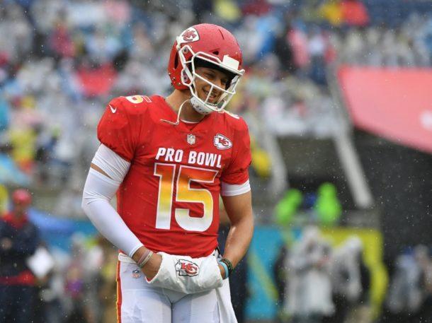 Patrick Mahomes,NFL,Quarterback ,Sport,News,Presse,Aktuelles,Super Bowl, Atlanta