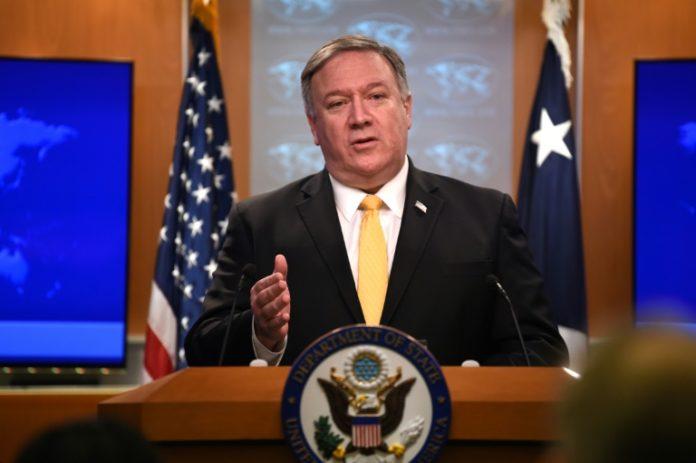 Venezuela, Mike Pompeo,Washington,Politik