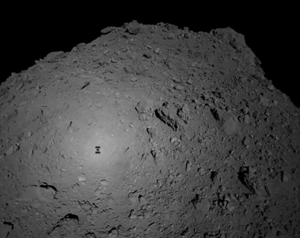 Asteroid ,Ryugu,Hayabusa 2,News,Nachrichten,Japan