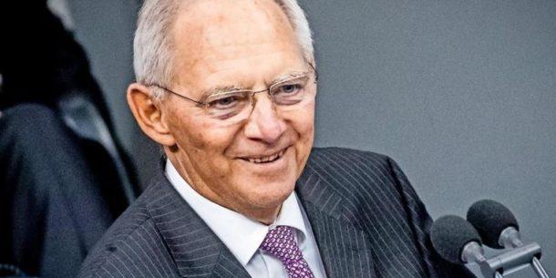 Europa, Wahlen, Wolfgang Schäuble, EU, Europawahl, Politik,