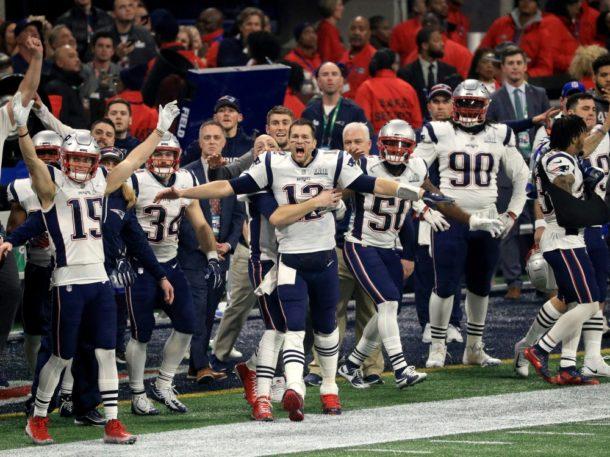 Super-Bowl,New England Patriots,Sport,News,Presse,Aktuelles,Pittsburgh Steelers,Atlanta/Georgia