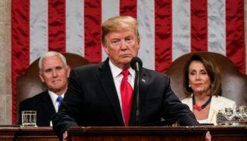 US-Präsident Donald Trump,Ausland,Außenpolitik,News,Washington,Insight,Nachrichten,Rede zur Lage der Nation,Grenze , Mexiko