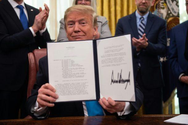 US-Präsident Donald Trump,Dekret ,Ausland,Außenpolitik,News,Nachrichten