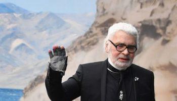 Karl Lagerfeld,Mode,Paris,People,Tod,News,Presse,Nachrichten