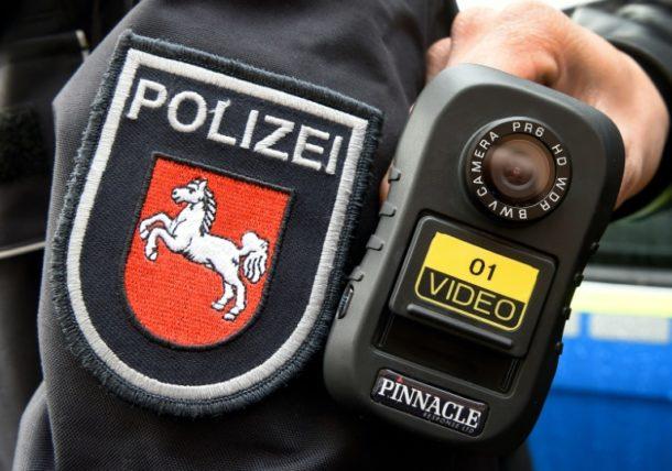 Polizisten ,Sicherheit,Bodycam