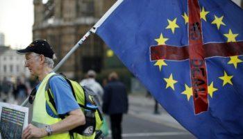 Brexit-Vertrag,Außenpolitik,Theresa May