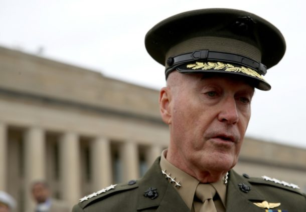 Joseph Dunford,USA,Syrien