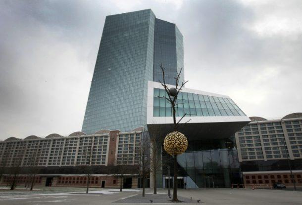 EZB,Frankfurt am Main ,Finanzen