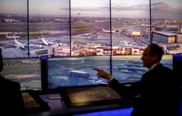 Aktuelles,Flughafen Heathrow,News