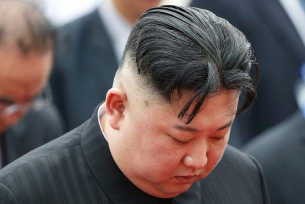 Machthaber Kim Jong Un,Donald Trump